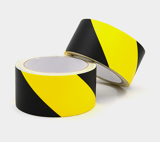 Hazard duct tape
